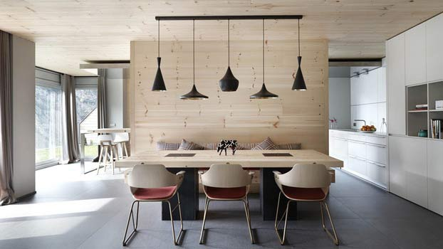 Illuminare casa moderna illuminazione per cucina moderna
