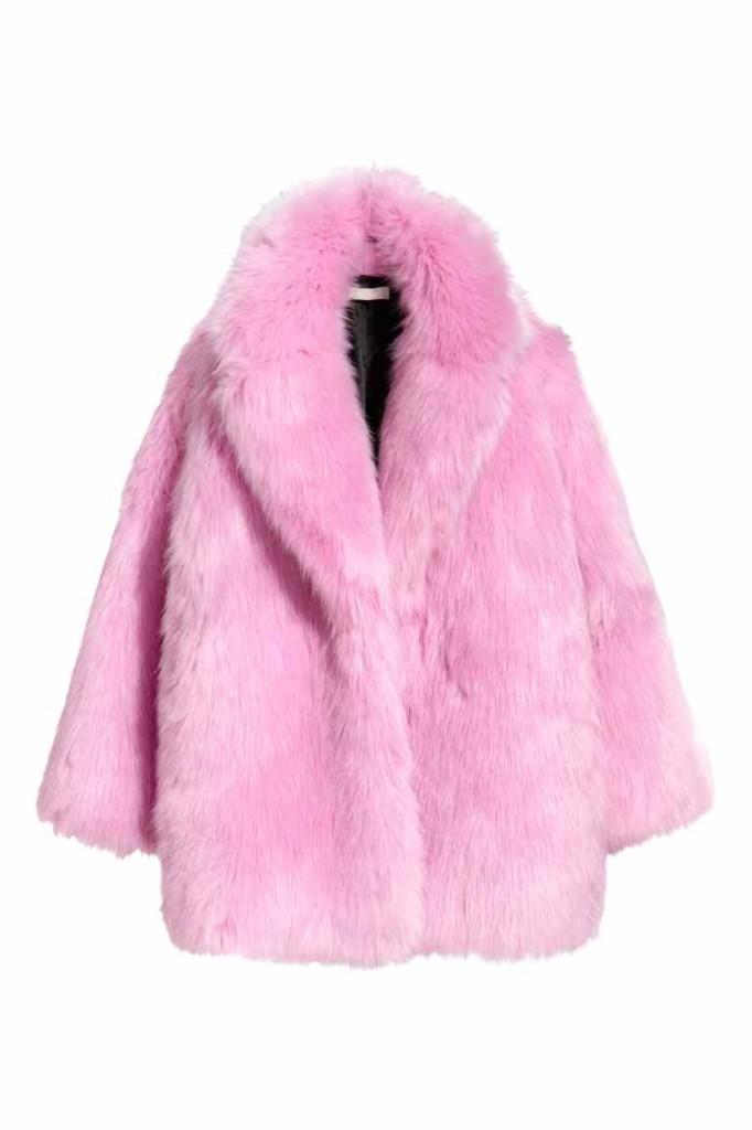 pelliccia-rosa-hm
